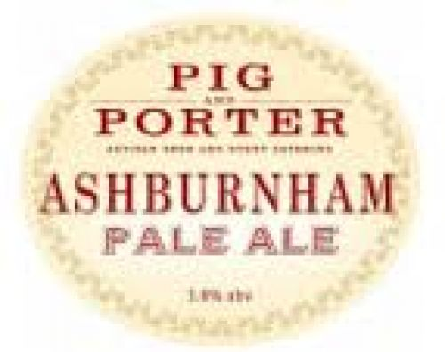 Ashburnham Pale Ale
