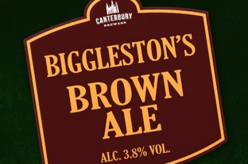 Biggleston's Brown Ale