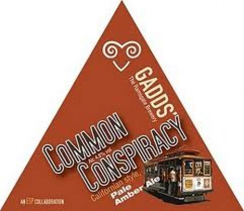 Common Conspiracy from Ramsgate Brewery (Gadds)