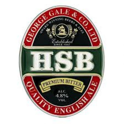 HSB from Gale's Brewery (now part of Fullers Brewery)