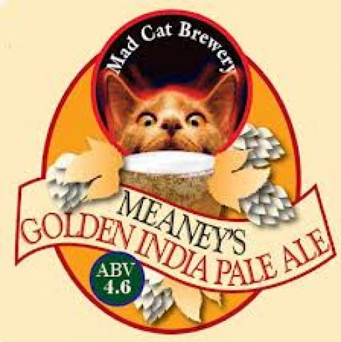 Meaney's Golden India Pale Ale