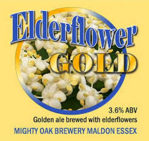 Elderflower Gold
