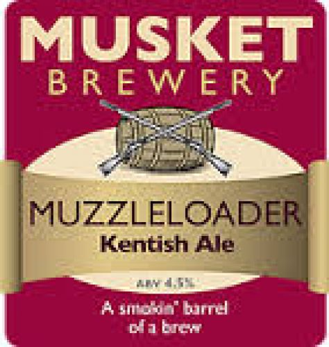 Muzzleloader from Musket Brewery