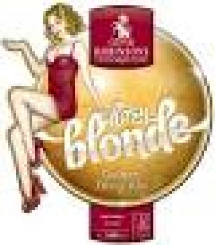 Dizzy Blonde from Robinsons Brewery