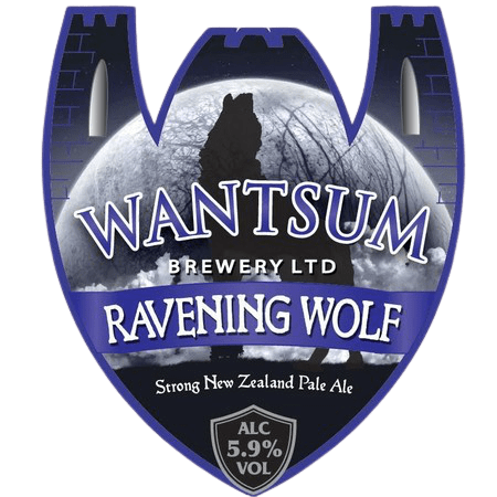 Ravening Wolf from Wantsum Brewery