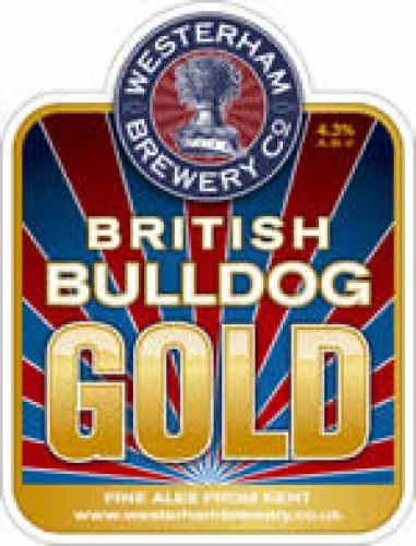 British Bulldog Gold