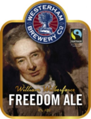 William Wilberforce Freedom Ale