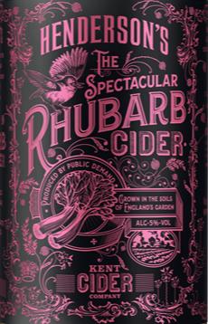 Henderson's Rhubarb Cider